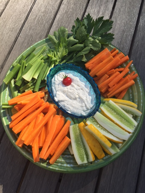 vast crudite